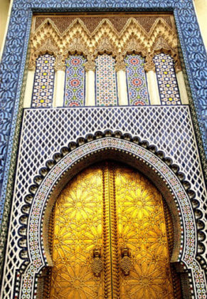 Morocco golden doors small group adventure travel Biotrek