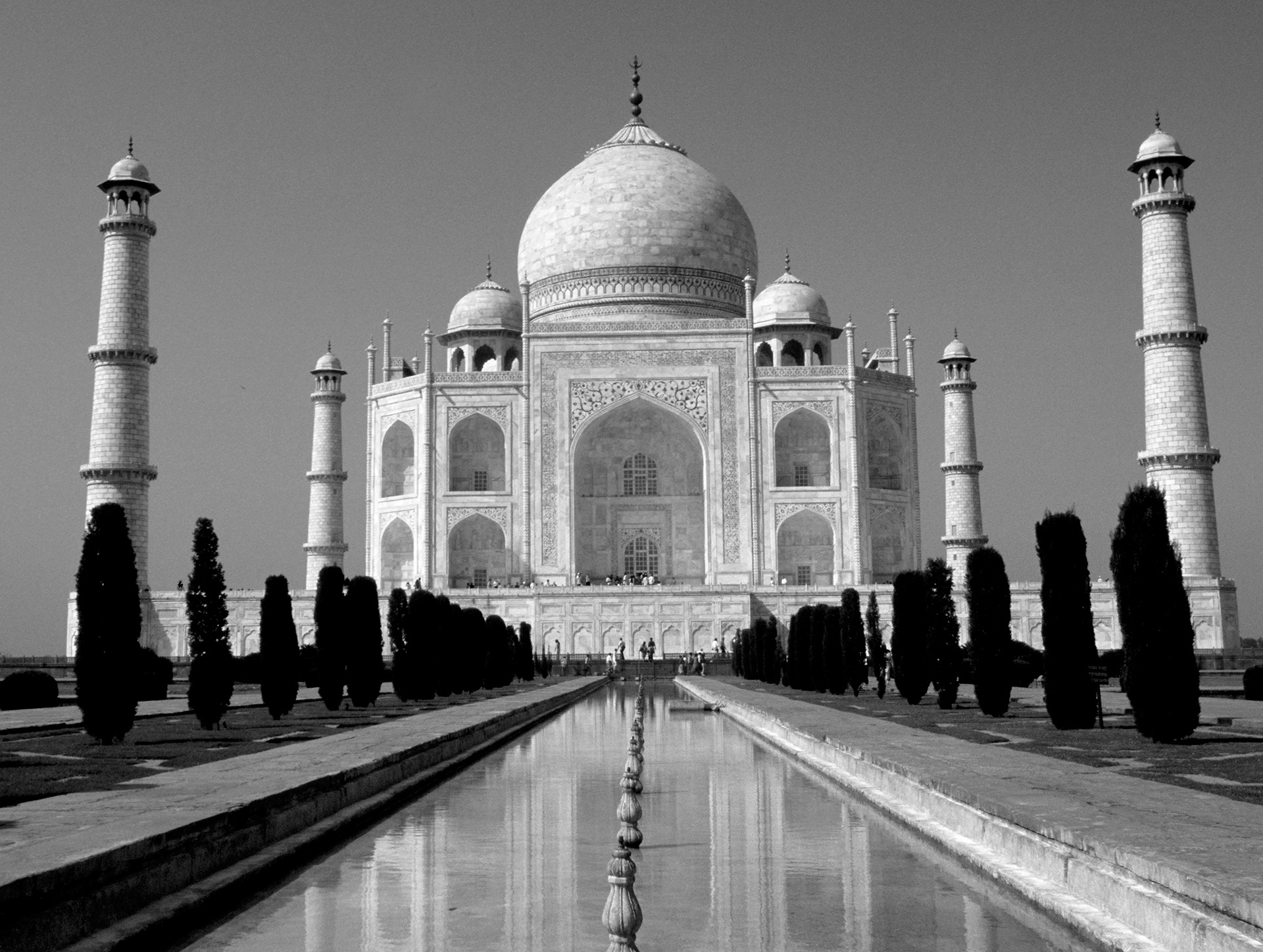 BioTrek Adventure Travel Tours - India Taj Mahal