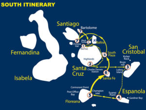 Galapagos Islands itinerary Biotrek Adventure Travel Tours