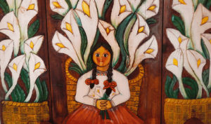 Guatemala art painting Biotrek Adventure Travel Tours