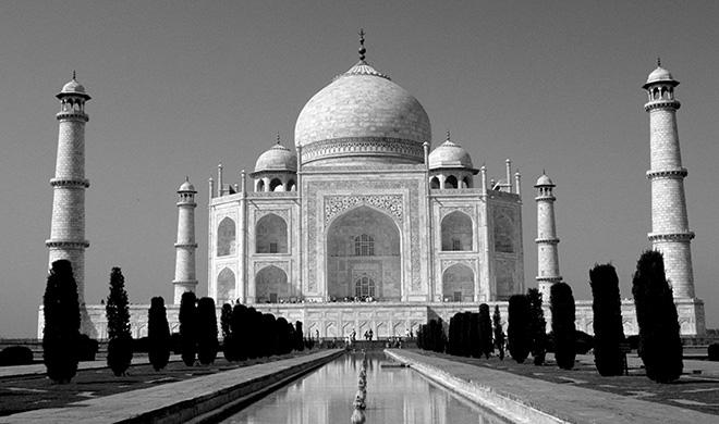 India Taj Mahal Biotrek Adventure Travel Tours