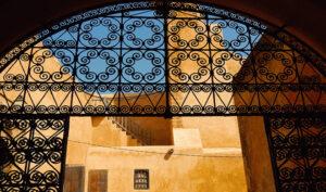 Morocco iron gate Biotrek Adventure Travel Tours