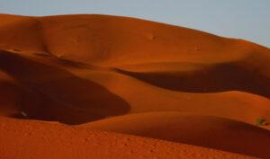 Morocco Sahara sunrise Biotrek Adventure Travel Tours