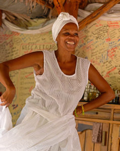 Cuba dancer BioTrek Adventure Travel Tours