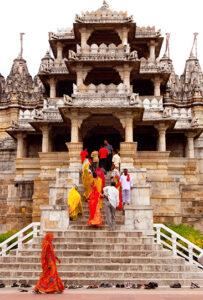 India temple BioTrek Adventure Travel Tours