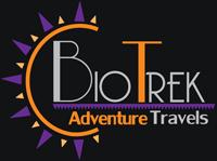 BioTrek Adventure Travel logo