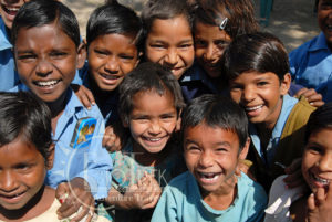 India children Biotrek Adventure Travel