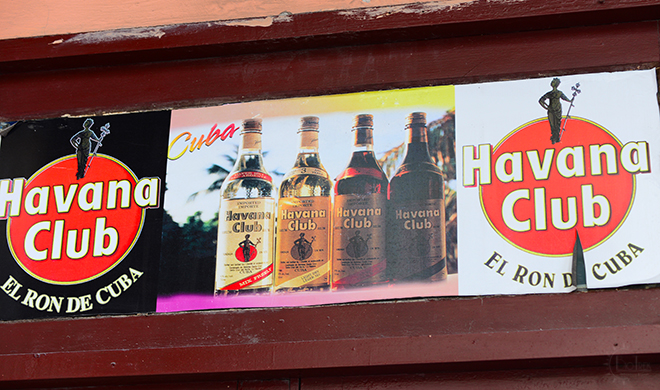 Cuban Rum.