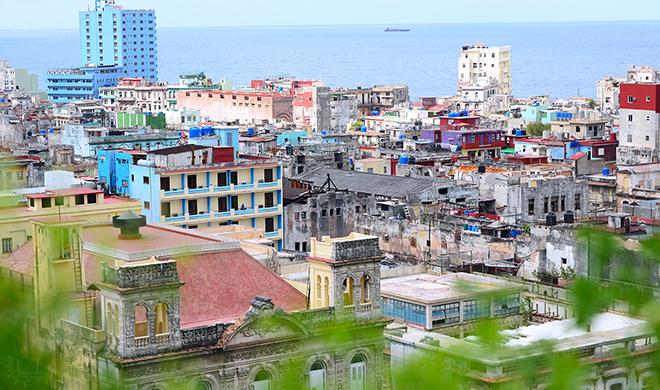 Havana Cuba, Skyline