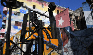 Cuba street art Biotrek Adventure Travel Tours