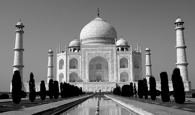 India Taj Mahal Biotrek Adventure Travel Tours