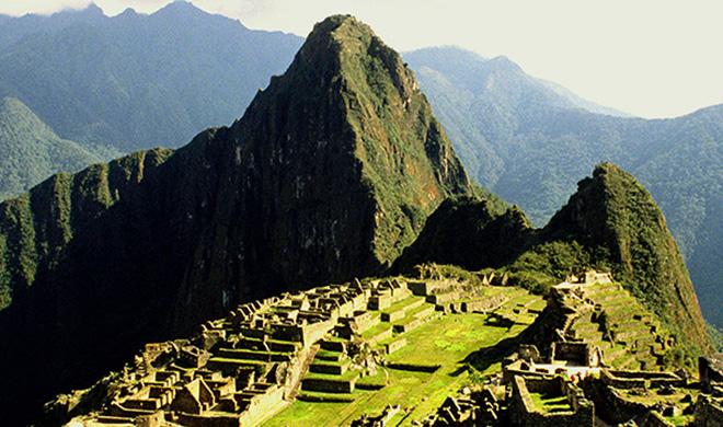 Machu Pichu Peru Biotrek Travel Adventure Tours