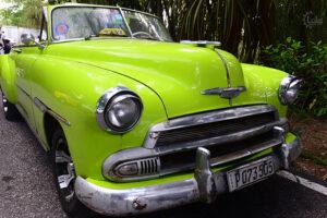 Biotrek Adventure Travels: Cuba's Antique Cars